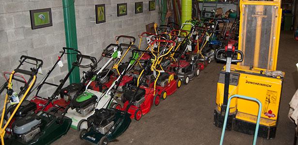 Bonnel - Machines voor groenzorg
